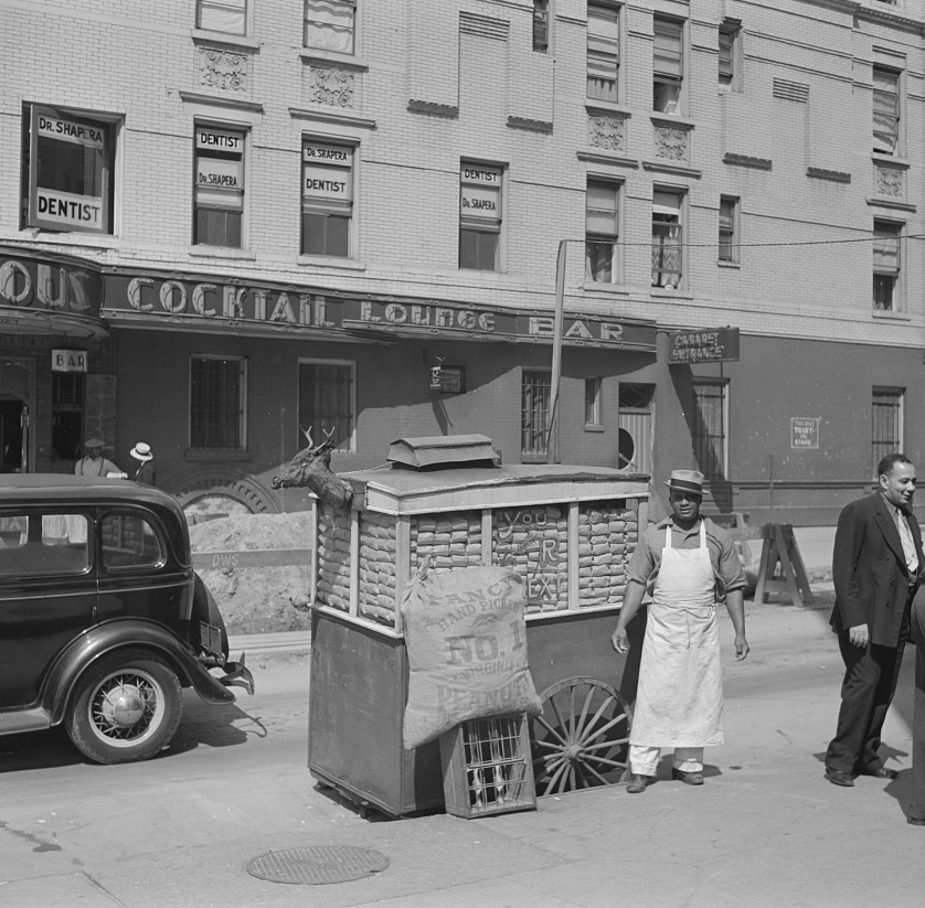 New York, New York 1938 by photographer Jack Allison6