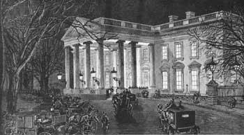 White house 1877