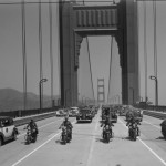 Golden Gate Bridge opening 1937