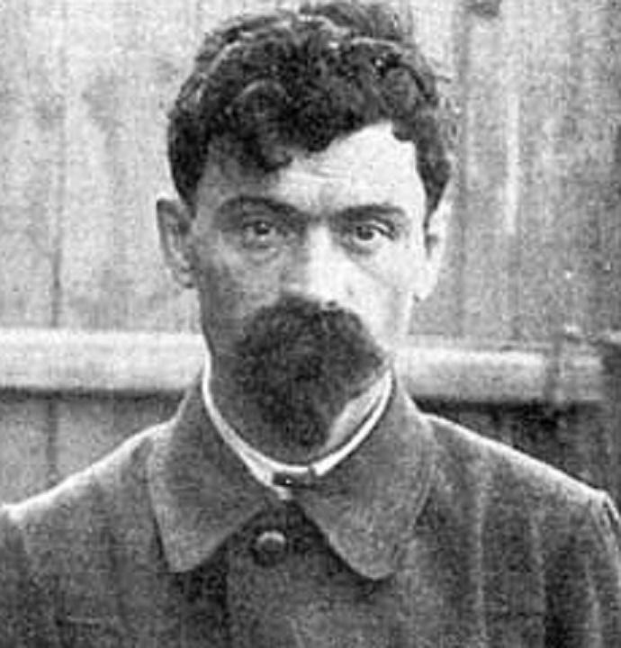 Yakov Mikhailovich_Yurovsky 1918 (Wikipedia)