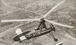 Have you ever heard of a gyroplane? They were popular in the 1920s and 1930s