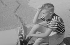The Soapbox Derby has a long history – see [historic films]